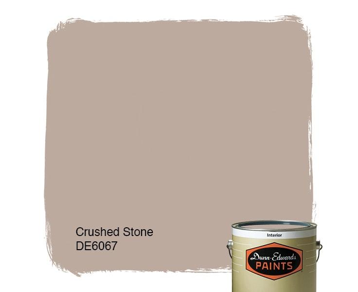 Crushed Stone paint color DE6067