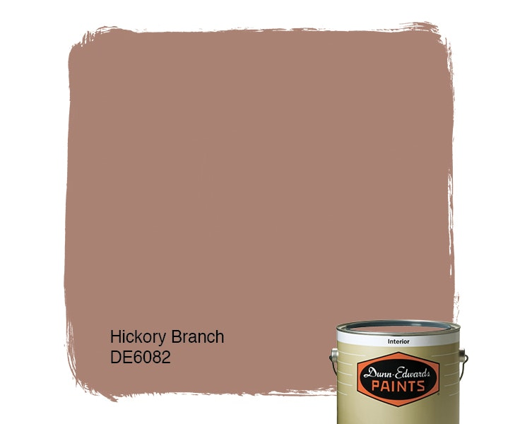 Hickory Branch paint color DE6082