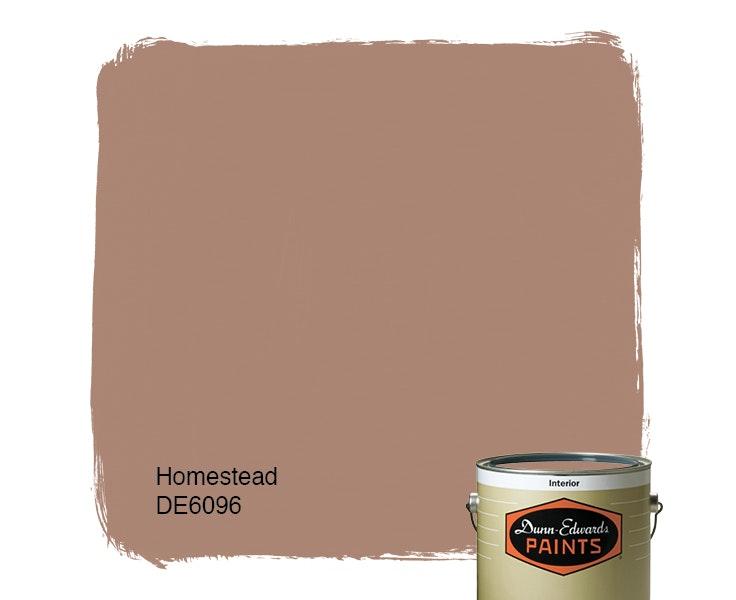 Homestead paint color DE6096