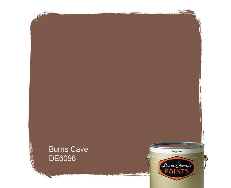 Burns Cave paint color DE6098
