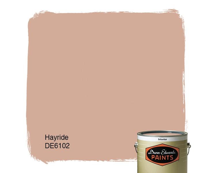Hayride paint color DE6102
