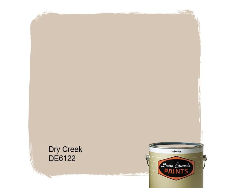 Dry Creek paint color DE6122