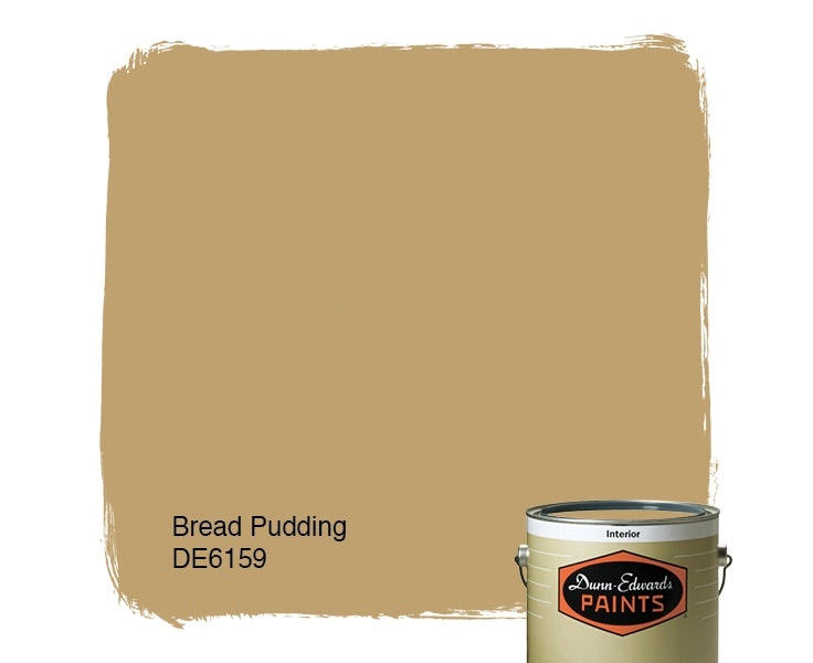 Bread Pudding paint color DE6159