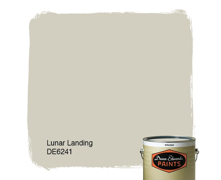Lunar Landing paint color DE6241