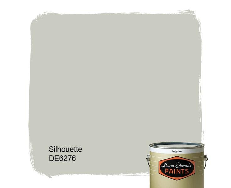 Silhouette paint color DE6276