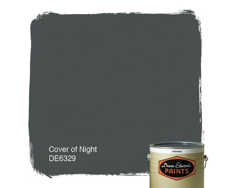 Cover of Night paint color DE6329