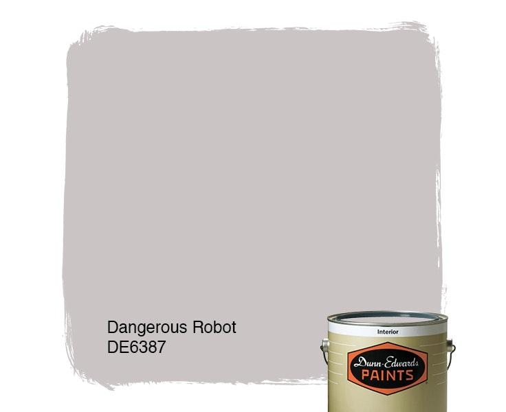 Dangerous Robot paint color DE6387