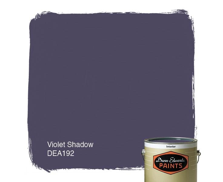 Violet Shadow paint color DEA192
