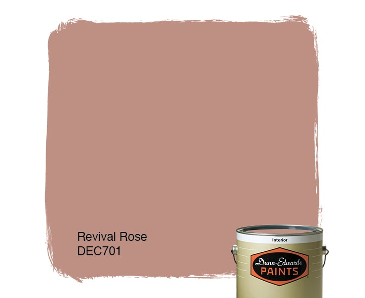 Revival Rose paint color DEC701