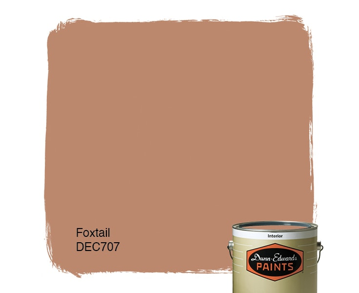 Foxtail paint color DEC707