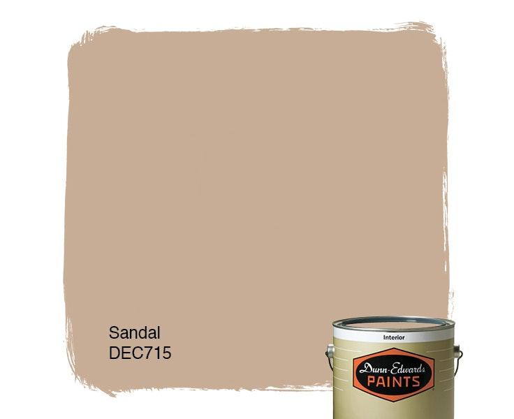 Sandal paint color DEC715