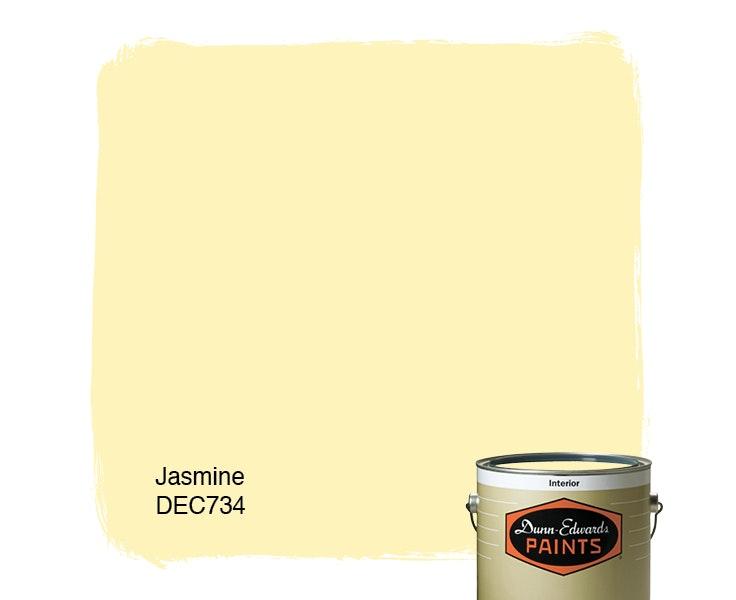 Jasmine paint color DEC734