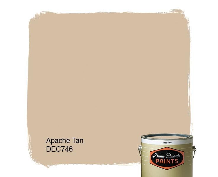 Apache Tan paint color DEC746