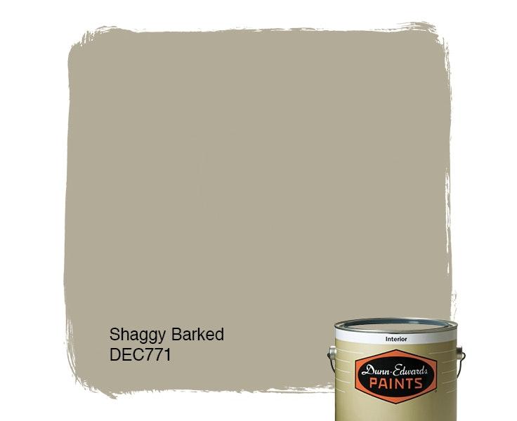 Shaggy Barked paint color DEC771