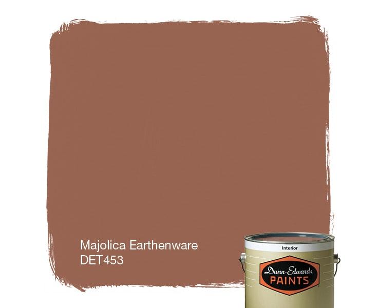 Majolica Earthenware paint color DET453