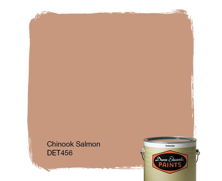 Chinook Salmon paint color DET456