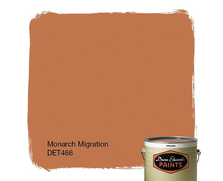 Monarch Migration paint color DET466
