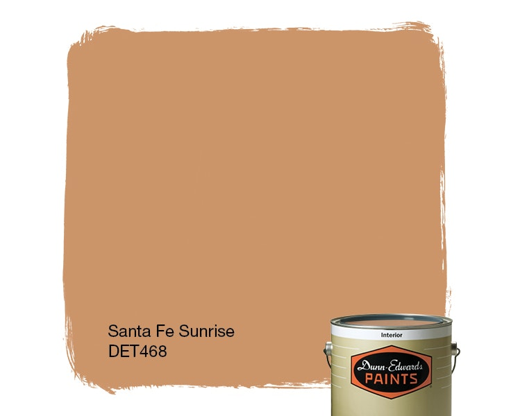 Santa Fe Sunrise paint color DET468
