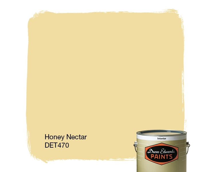 Honey Nectar paint color DET470