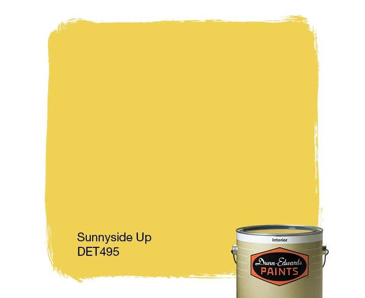 Sunnyside Up paint color DET495