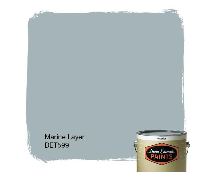 Marine Layer paint color DET599