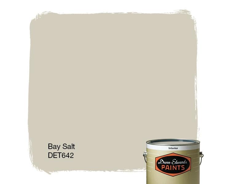 Bay Salt paint color DET642