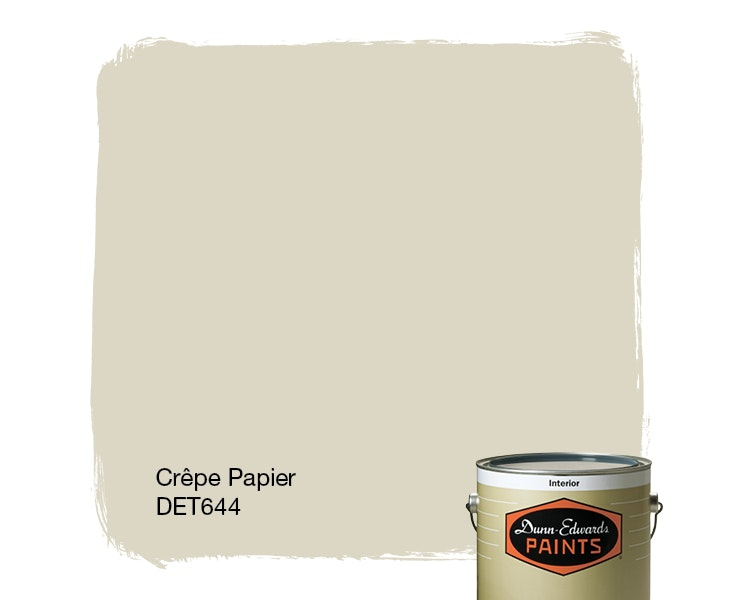 Crêpe Papier paint color DET644