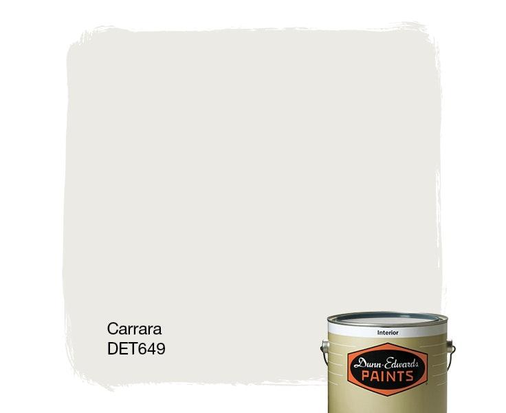 Carrara paint color DET649