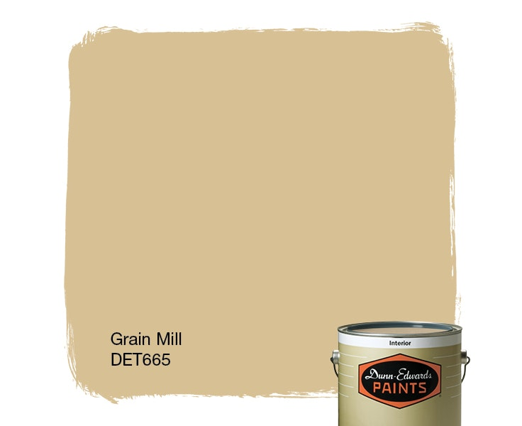Grain Mill paint color DET665