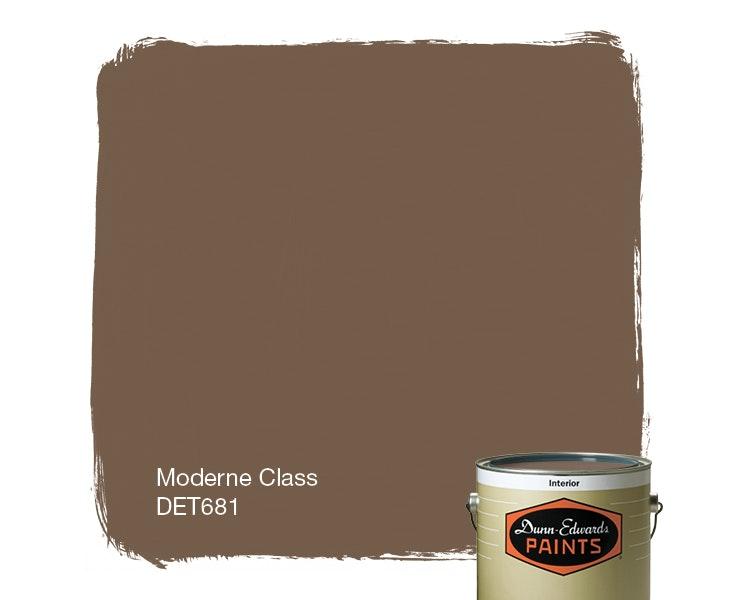 Moderne Class paint color DET681