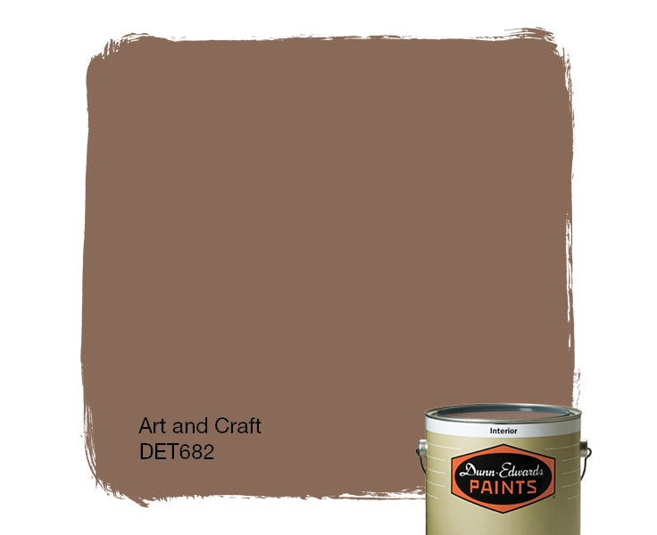 Art and Craft paint color DET682