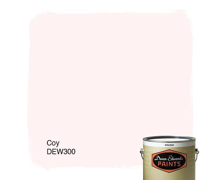 Coy paint color DEW300